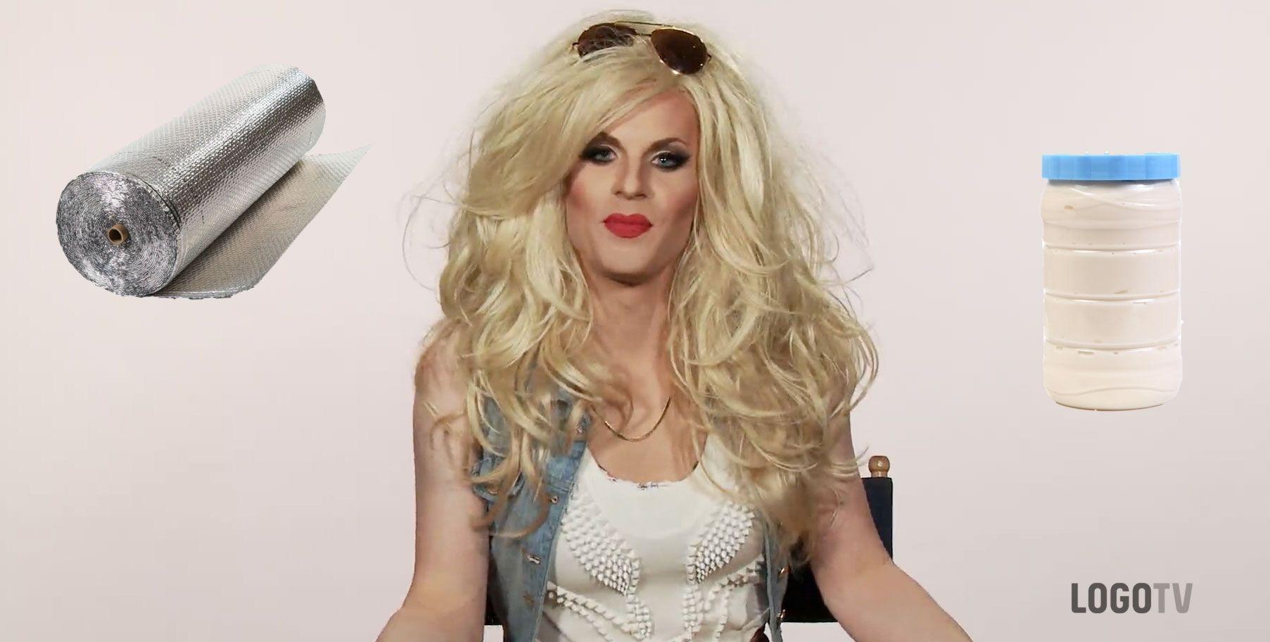Interview - Meet the Queens: Katya - RuPaul's Drag Race (Video ...
