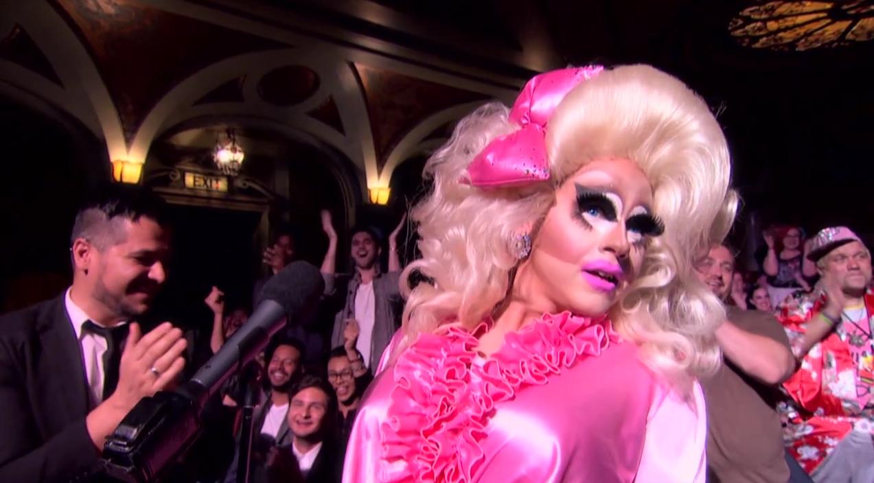 Bonus Trixie Vs Acid Betty Rupaul S Drag Race Video