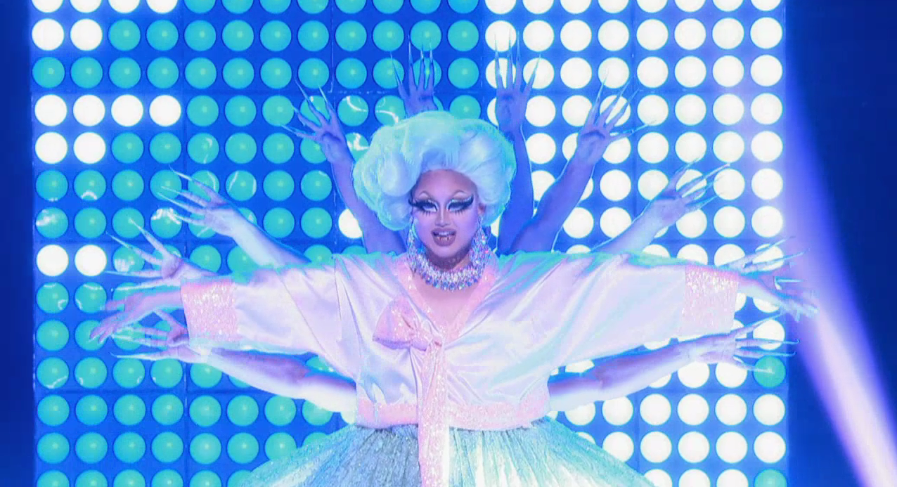 highlight - fat, fem and asian - rupaul's drag race (video clip