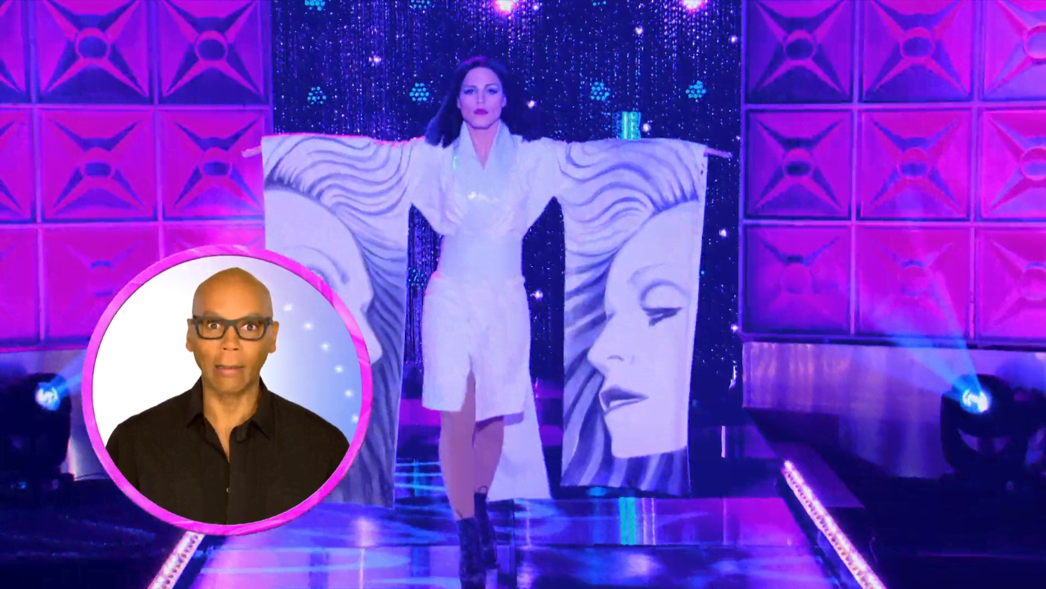 RuVealed Season 8: Supermodel Snatch Game
