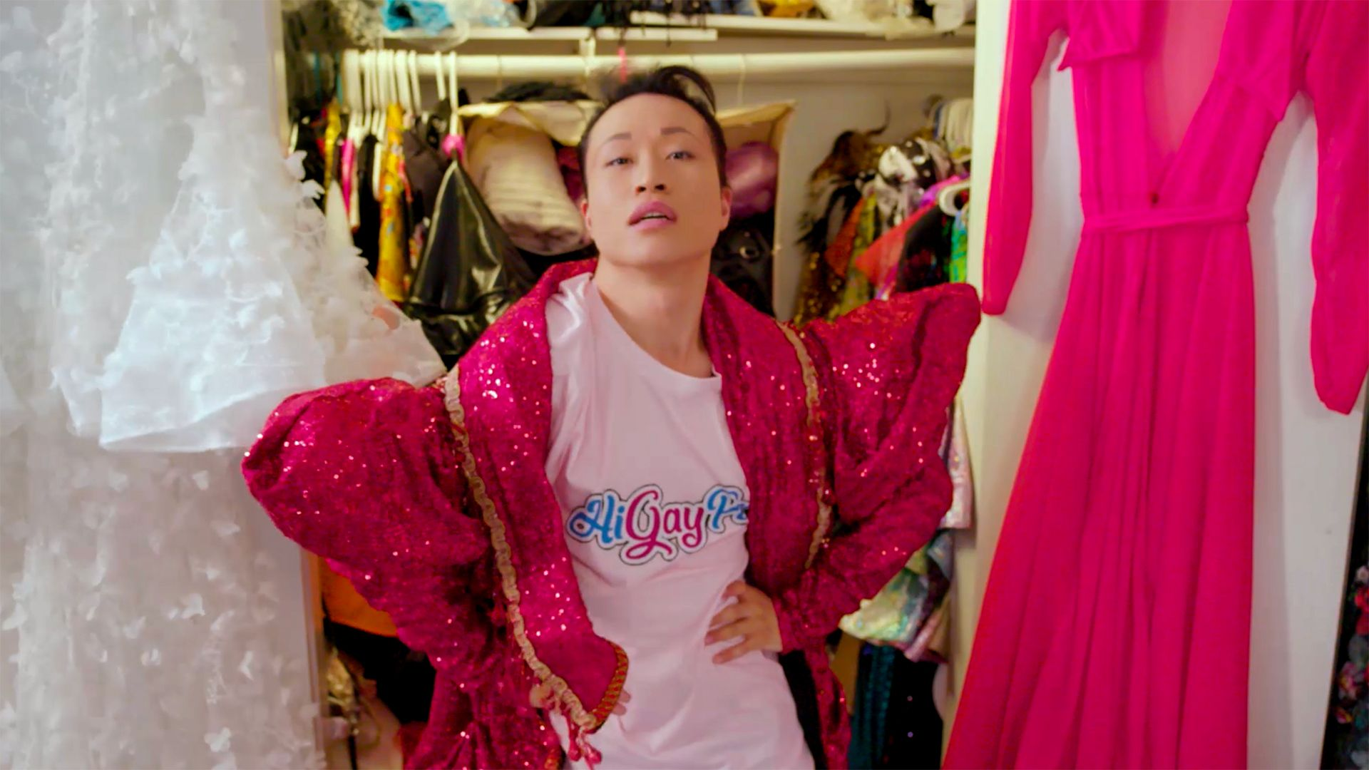 Exclusive Out Of The Closet Yuhua Hamasaki Out Of