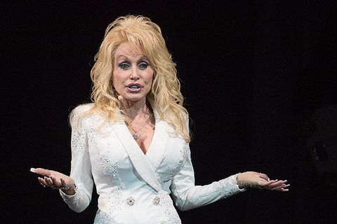 Dolly Parton Performs At Frank Erwin Center
