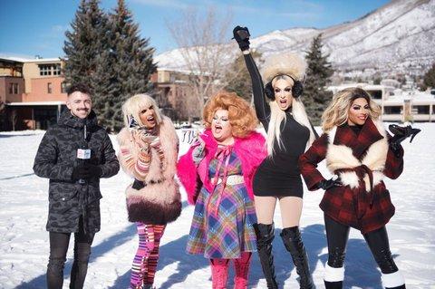 matteo-lane snow days aspen gay ski week