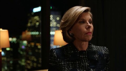 good fight christine baranski