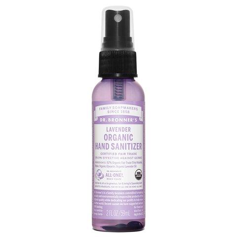 Dr Bronner's Lavender Hand Sanitizer