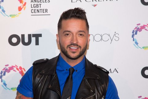 LOS ANGELES, CA - MARCH 30: Jai Rodriguez arrives for the OUT Magazine Fashion Vanguard Awards at Taglyan Complex on March 30, 2016 in Los Angeles, California. (Photo by Gabriel Olsen/WireImage)