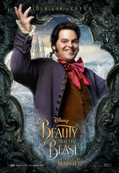 Beauty-and-The-Beast-Character-Posters-LeFou