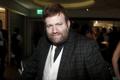 BEVERLY HILLS, CA - JANUARY 08:  TV personality Frank Luntz attends HBO's Official Golden Globe Awards After Party at Circa 55 Restaurant on January 8, 2017 in Beverly Hills, California.  (Photo by FilmMagic/FilmMagic for HBO)