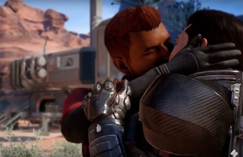 Mass Effect Andromoda