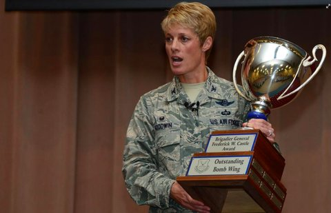 Col. Kristin E. Goodwin