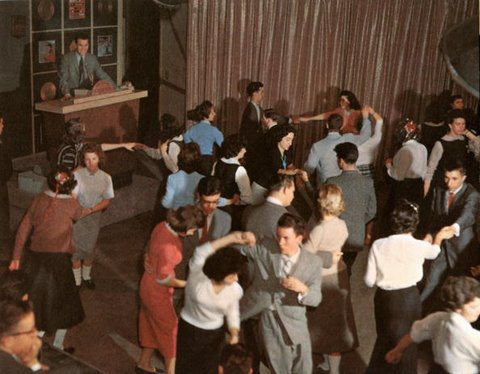 American Bandstand Taping