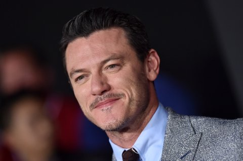 LOS ANGELES, CA - MARCH 02:  Actor Luke Evans arrives at the Los Angeles Premiere of 'Beauty and the Beast' at El Capitan Theatre on March 2, 2017 in Los Angeles, California.  (Photo by Axelle/Bauer-Griffin/FilmMagic)