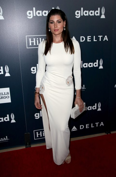 BEVERLY HILLS, CA - APRIL 01:  Actress Trace Lysette attends the 28th Annual GLAAD Media Awards at The Beverly Hilton Hotel on April 1, 2017 in Beverly Hills, California.  (Photo by David Livingston/Getty Images)