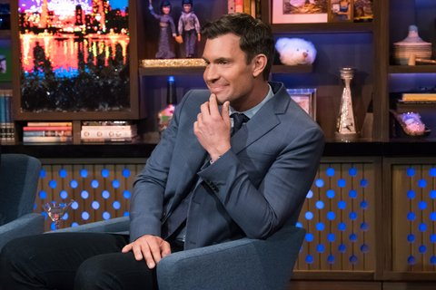 WATCH WHAT HAPPENS LIVE WITH ANDY COHEN -- Pictured: Jeff Lewis -- (Photo by: Charles Sykes/Bravo/NBCU Photo Bank via Getty Images)