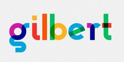 gilbert font 2