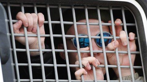 russian locked up