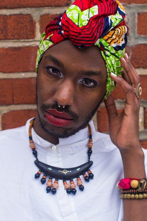 Brian - Queer Rwandan - Shot in Canada