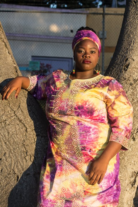 Eniola - Queer Nigerian - Shot in USA