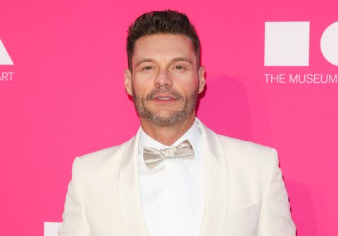 LOS ANGELES, CA - APRIL 29:  TV Personality Ryan Seacrest attends the MOCA Gala 2017 at The Geffen Contemporary at MOCA on April 29, 2017 in Los Angeles, California.  (Photo by Paul Archuleta/FilmMagic)
