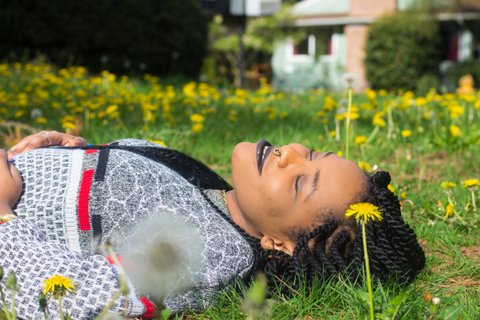 Netsie - Queer Ethiopian Namibian
