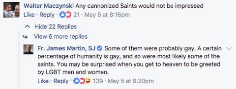 Fr James Martin/Facebook
