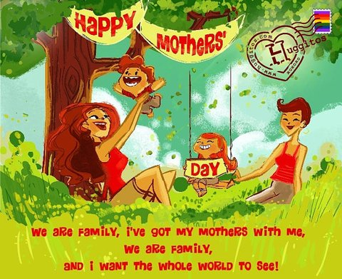 mothers day Huggitos