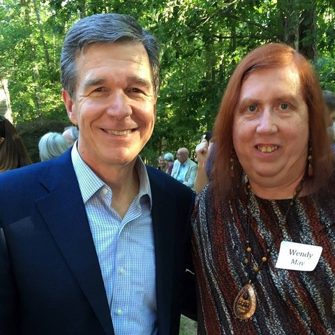 roy cooper wendy may