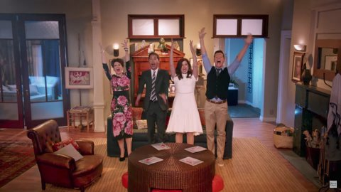 will and grace musical hands