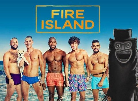 fire island babadook