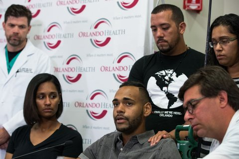 Angel Colon, Pulse Nightclub shooting survivor