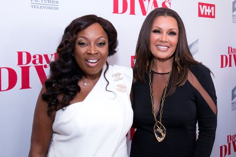NEW YORK, NY - JUNE 01:  Star Jones and Vanessa Williams attend VH1 Daytime Divas Premiere Event at the Whitby Hotel on June 1, 2017 in New York City.  (Photo by Santiago Felipe/Getty Images for Viacom)