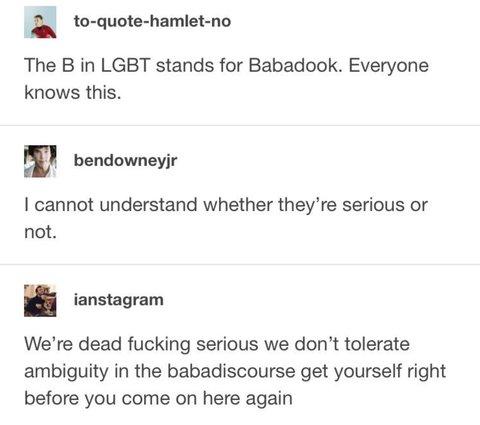 babadook 3