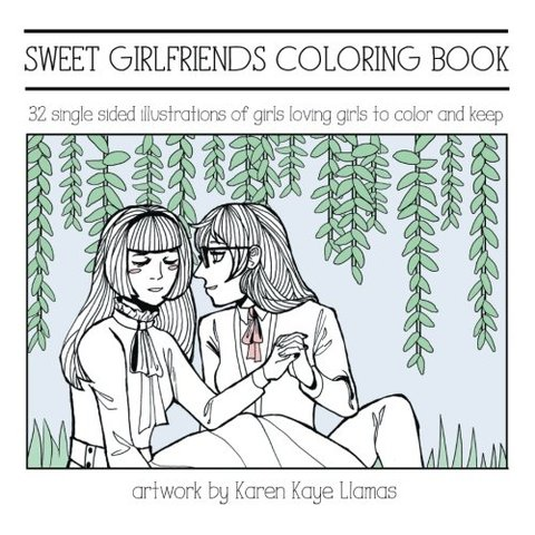 11 Queer Adult Coloring Books To Channel Your Inner Zen