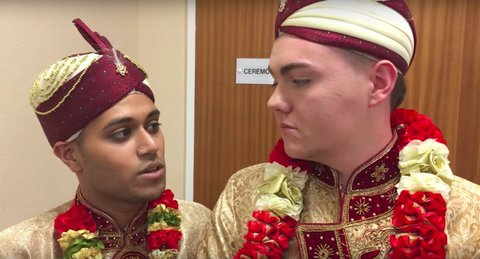 UK's First Married Gay Muslim Couple Threatened With Acid Attack