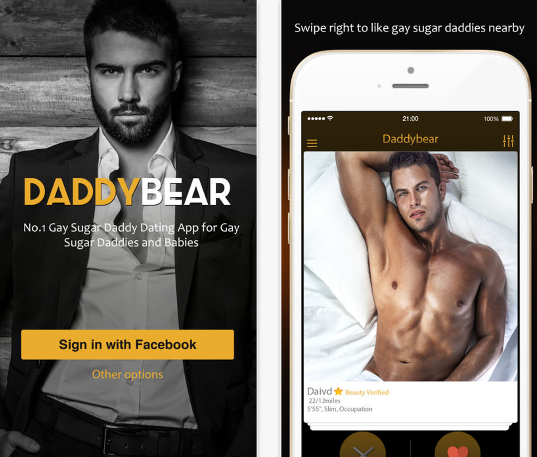 Gay sugar daddy sites