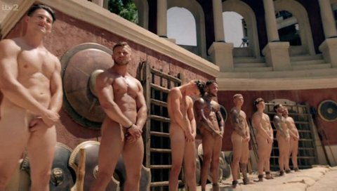 Hunky British Lads Get Historically Naked In