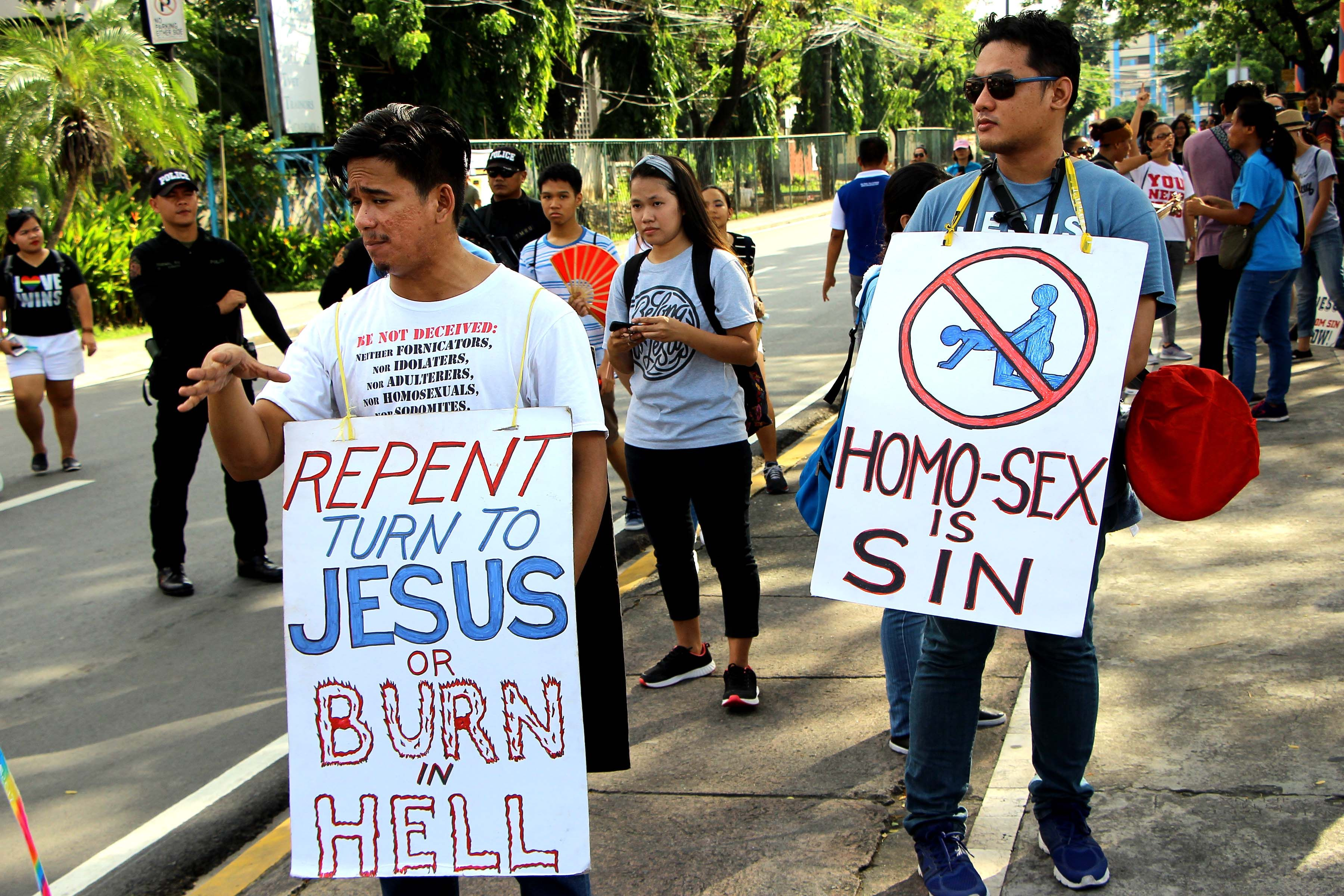 Homosexual marriage in the philippines