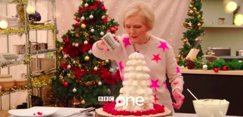 BBC One. Mary whips a special Christmas ...