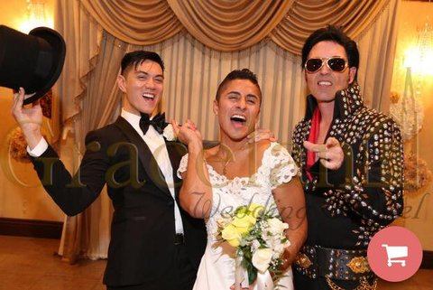 Married By Christmas.Manila Luzon Got Married By Elvis On Christmas Eve Newnownext