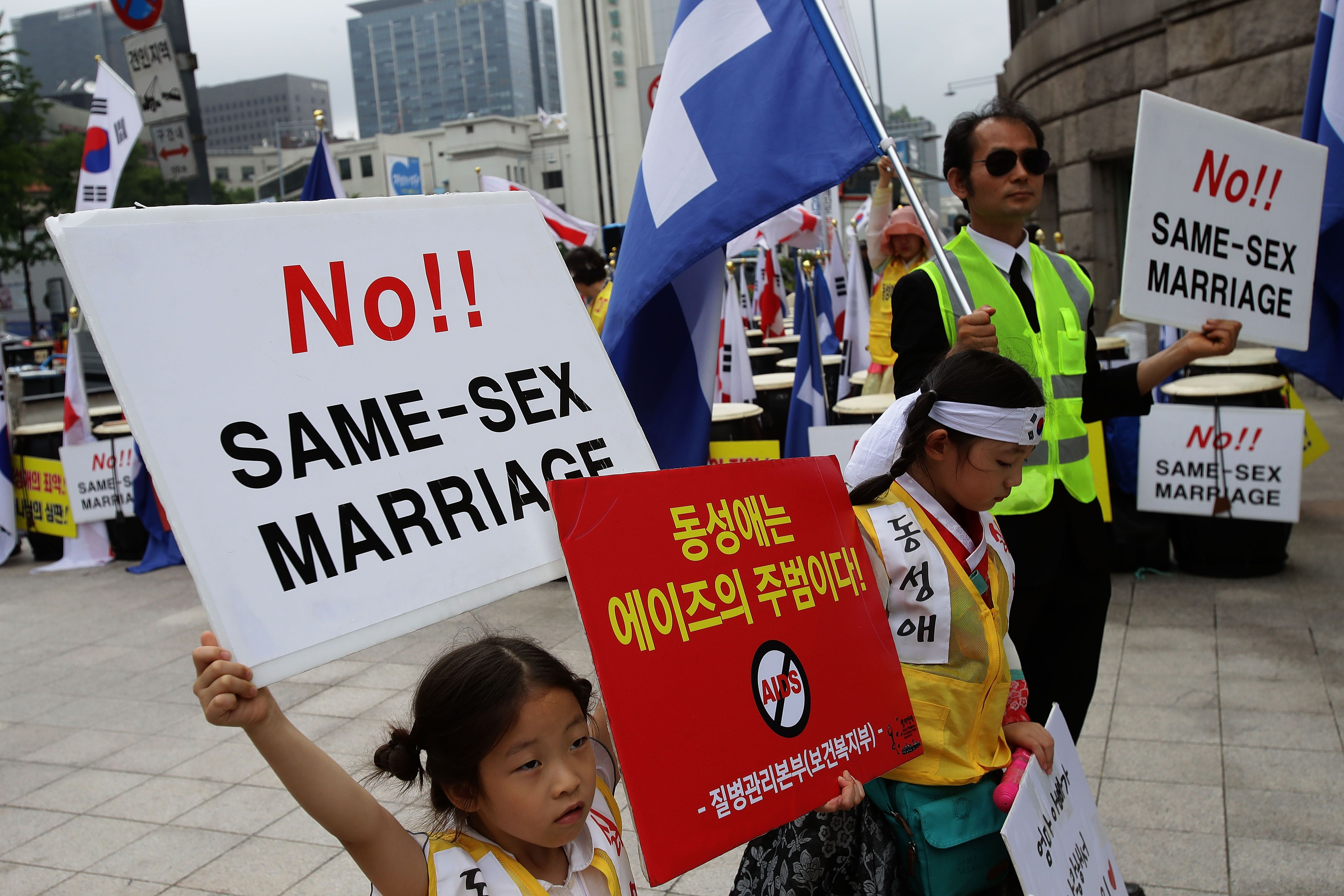 Is homosexuality legal in korea