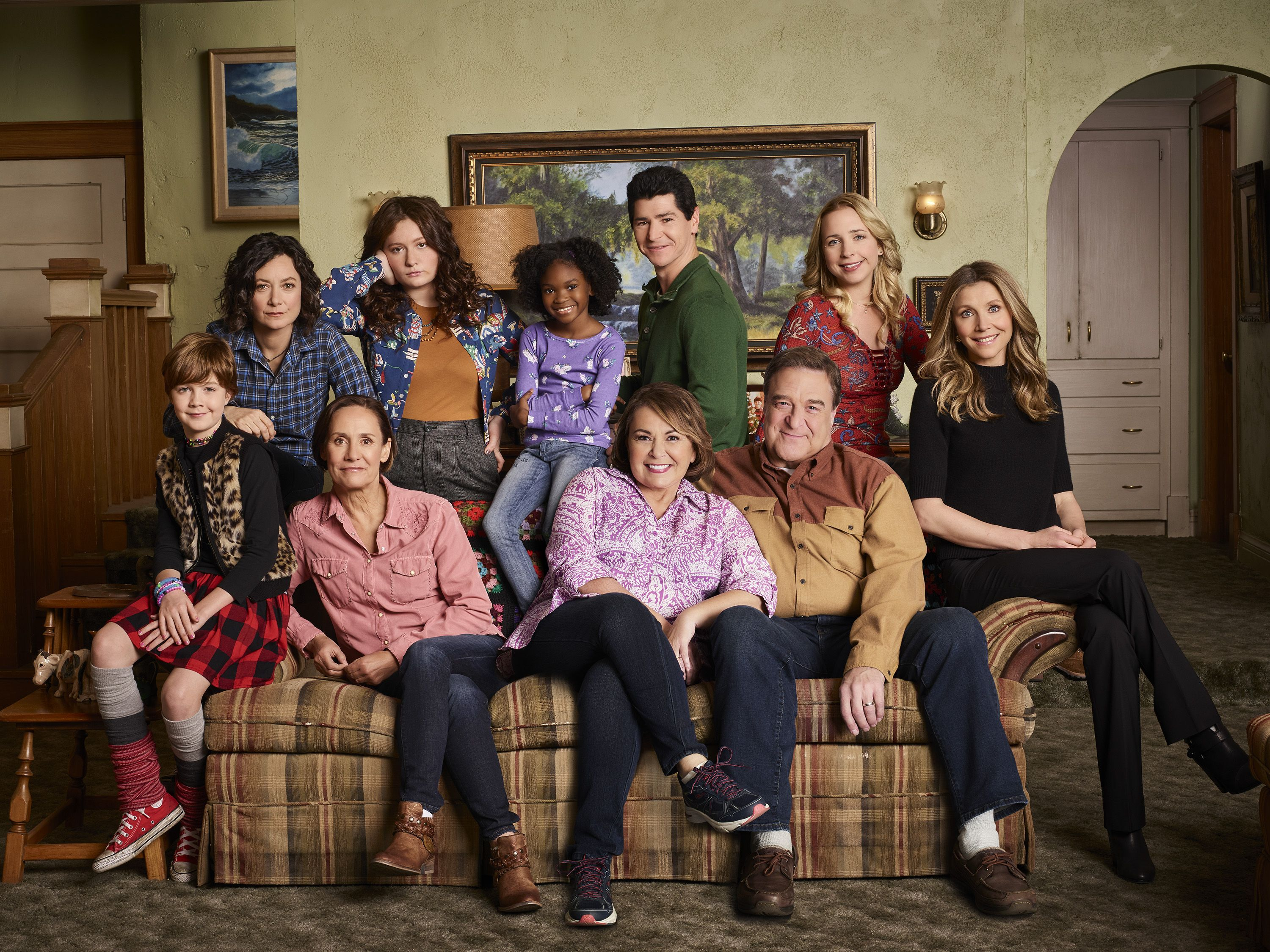 'Roseanne' spinoff 'The Conners' brings on three more returning cast members