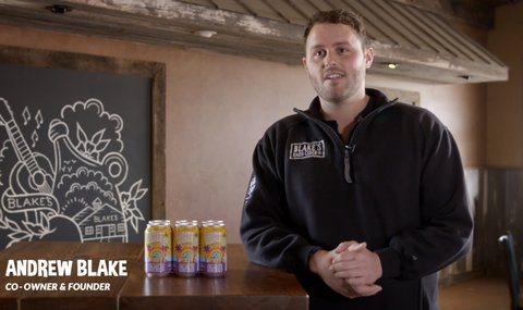 Andrew Blake Blake's Hard Cider