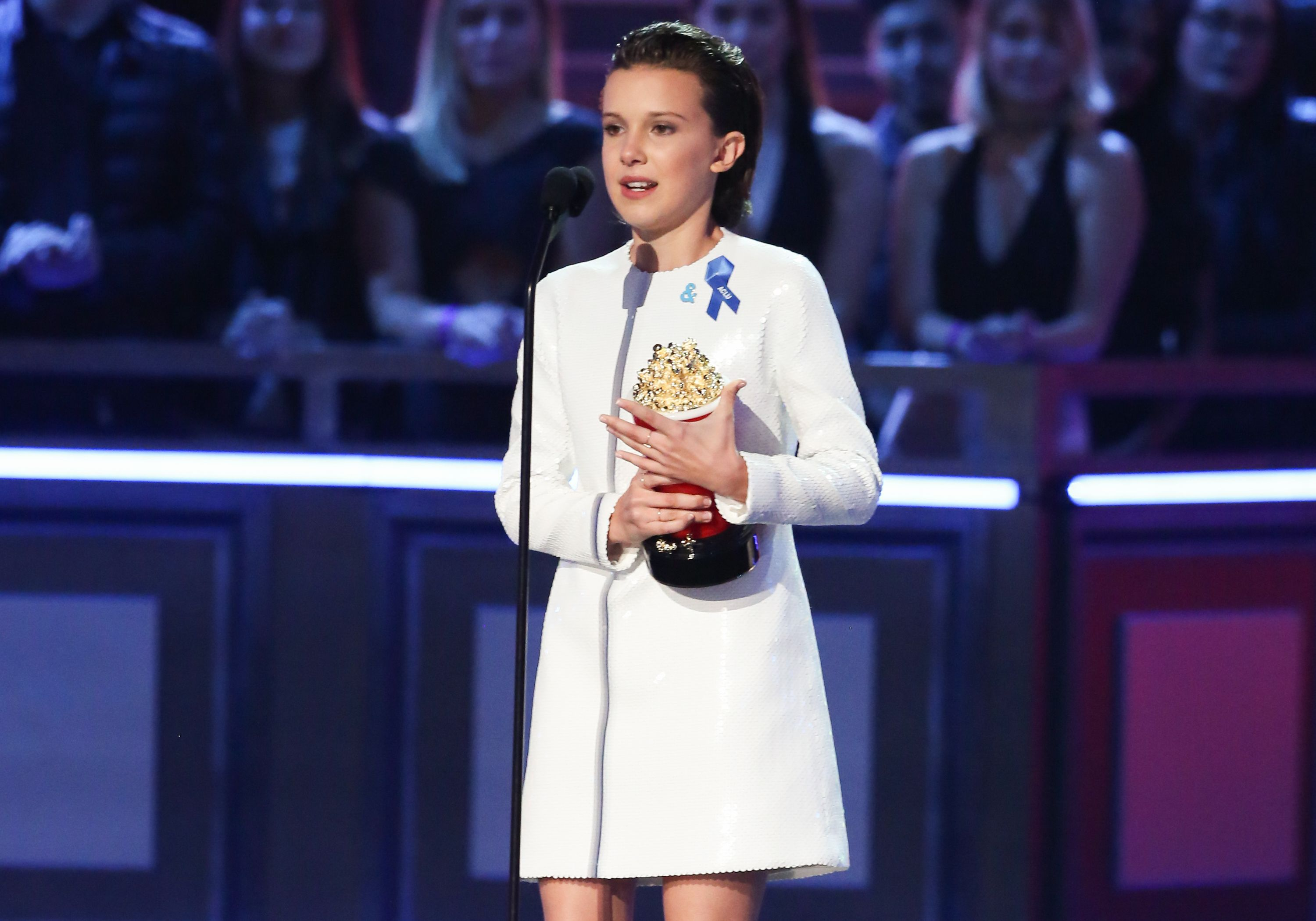 Millie Bobby Brown deletes Twitter after becoming homophobic meme