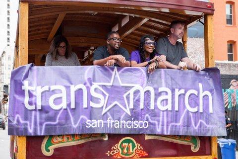 San Francisco Trans March