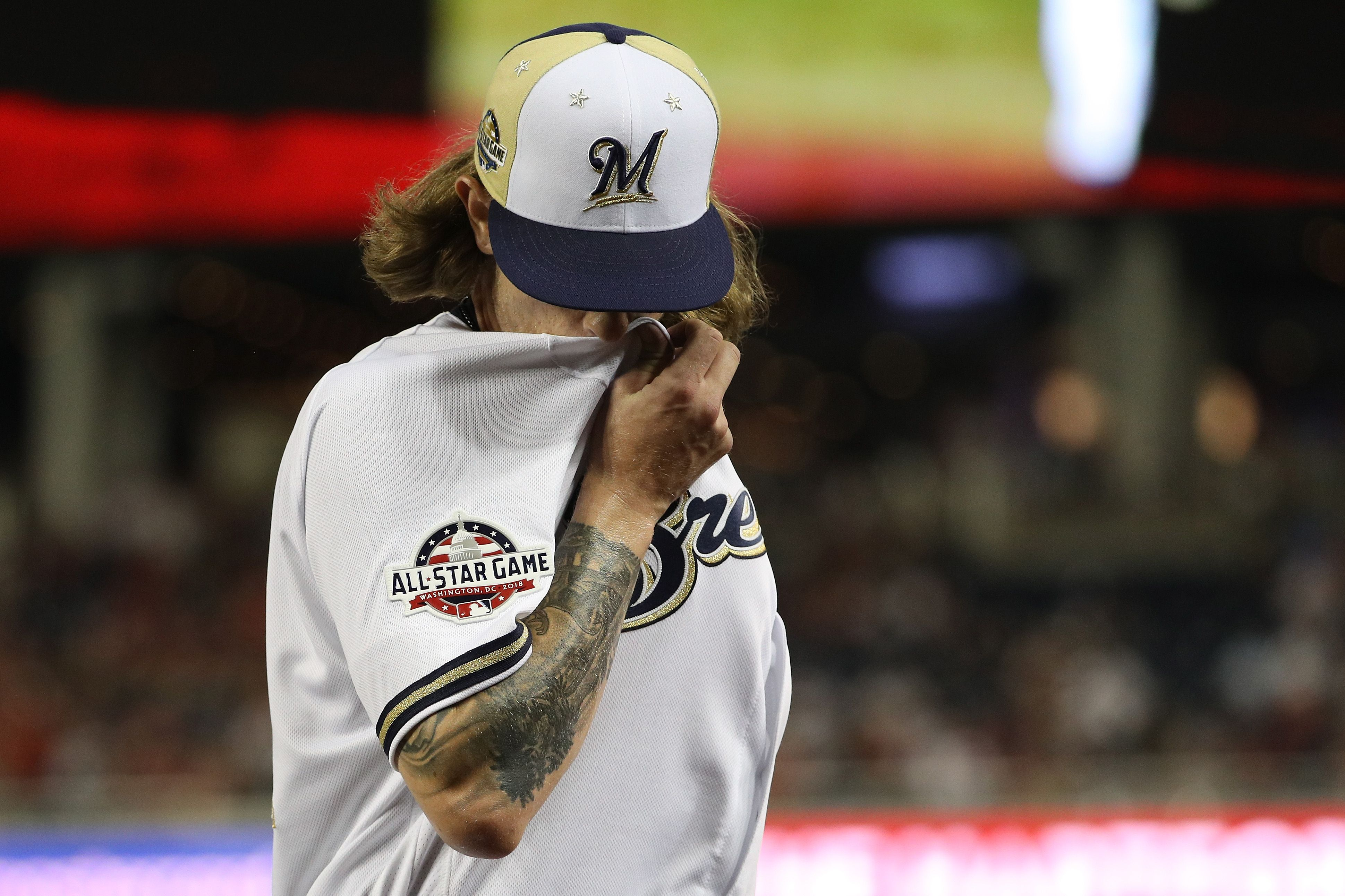 Josh Hader All Star Game