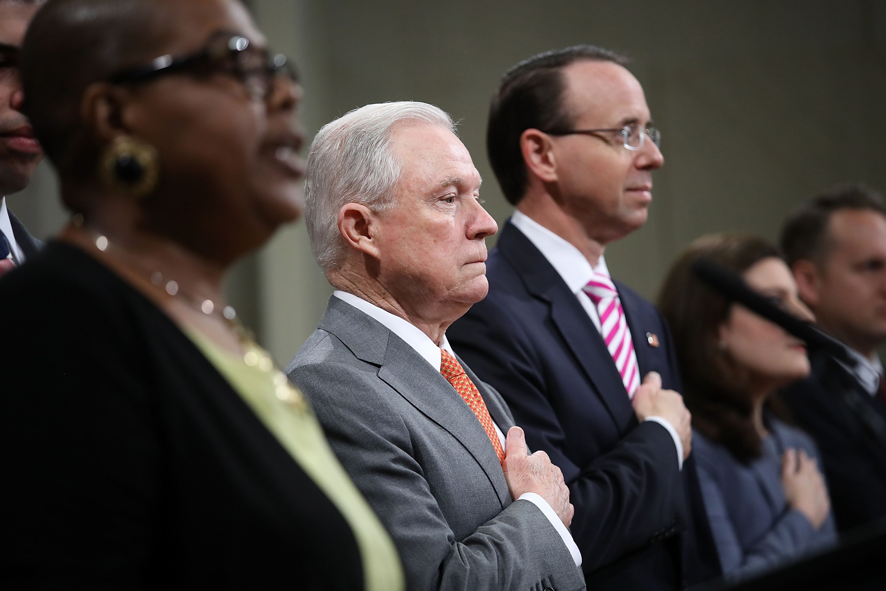 Jeff Sessions: 'Dangerous Movement' Eroding Americans' Religious Liberty