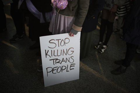 transgender lives matter