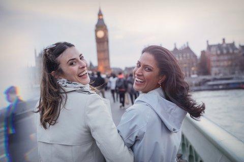 lesbian couple uk
