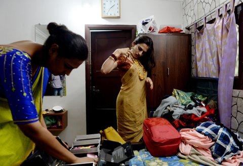 transgender women india