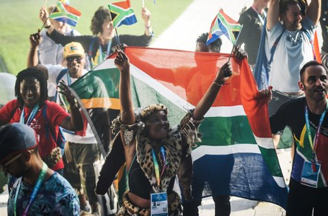South Africa Gay Games